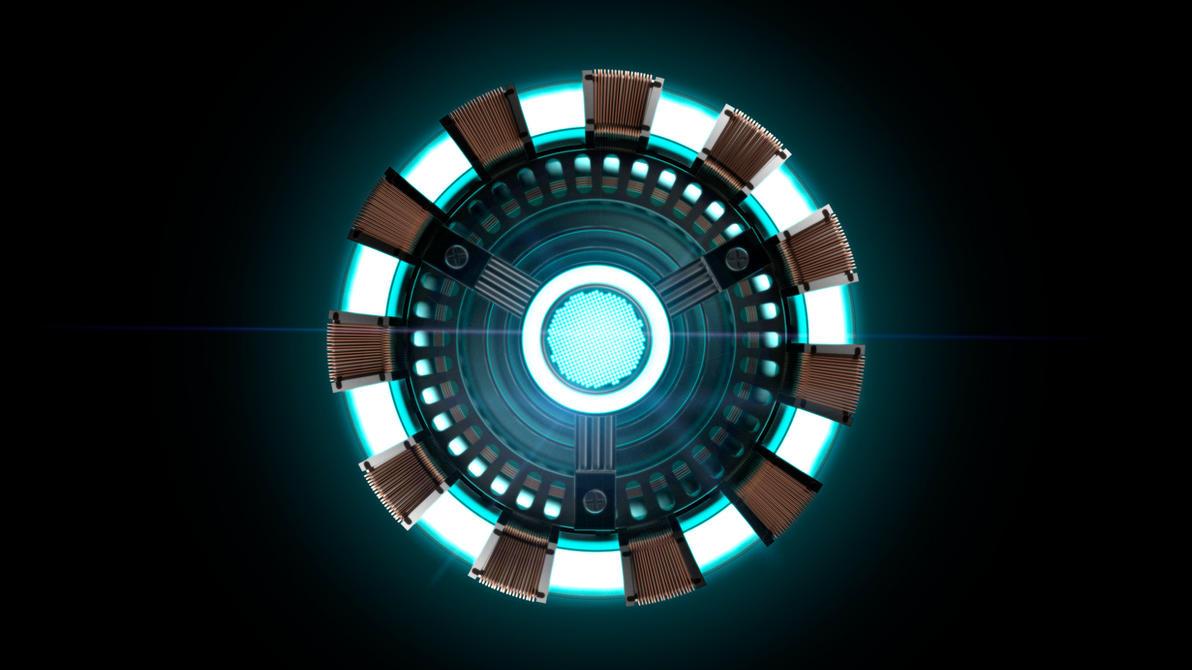Iron Man Arc Reactor Render by JonWelch on DeviantArt