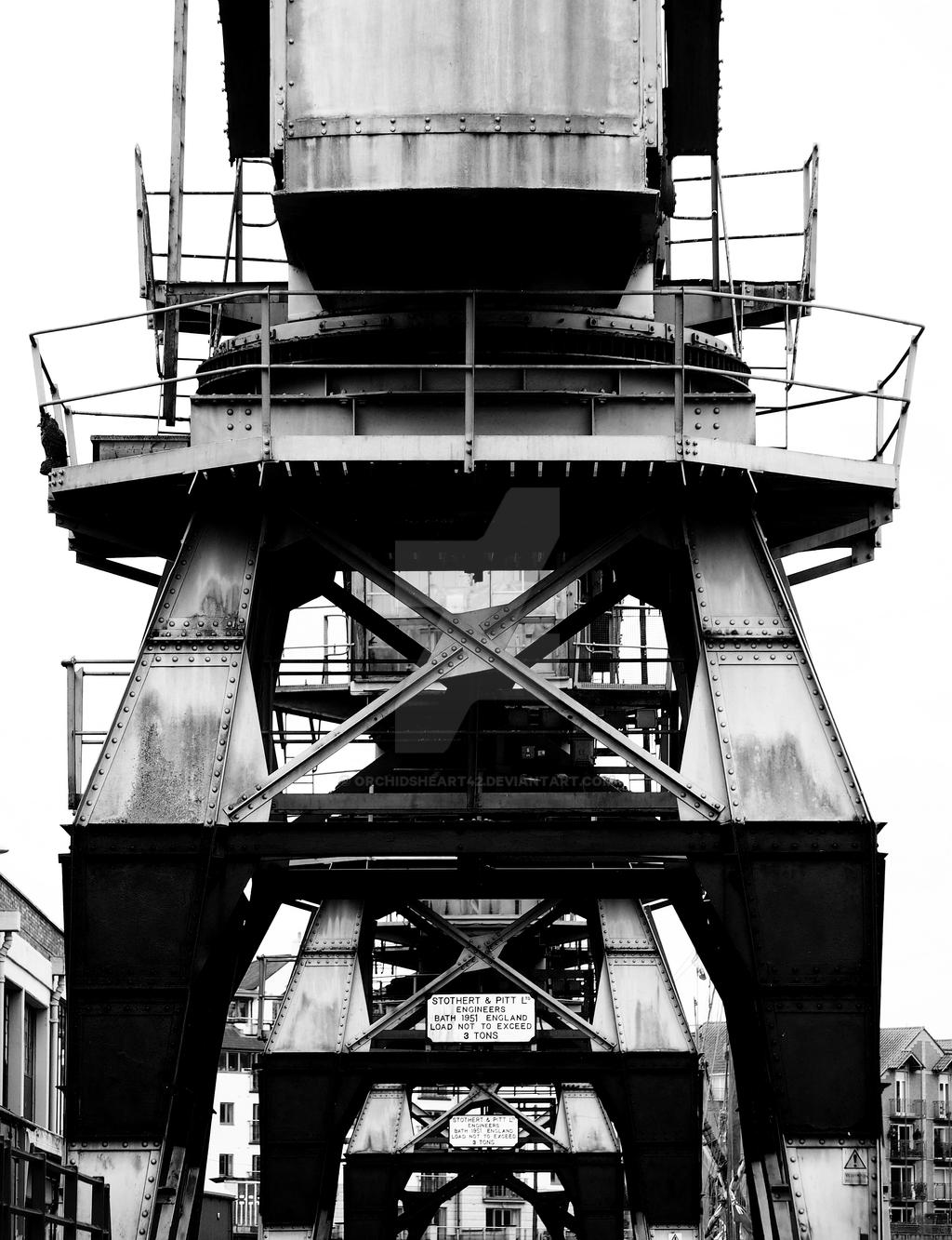 Bristol Docks 008 by OrchidsHeart42