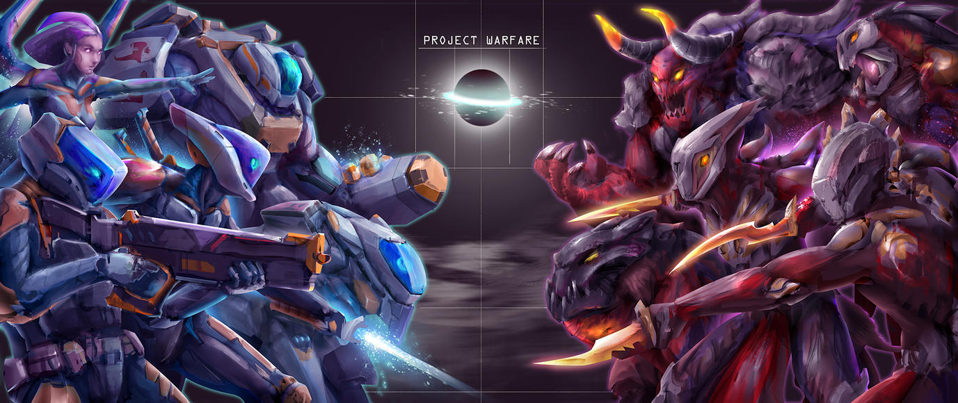 Project Warfare Banner by AndyND