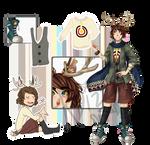 [CLOSED]Autumn Adobtable: Jaunty Jackalope Boy