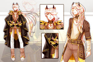 [CLOSED] Demon Prince [AUCTION|AB ADDED]