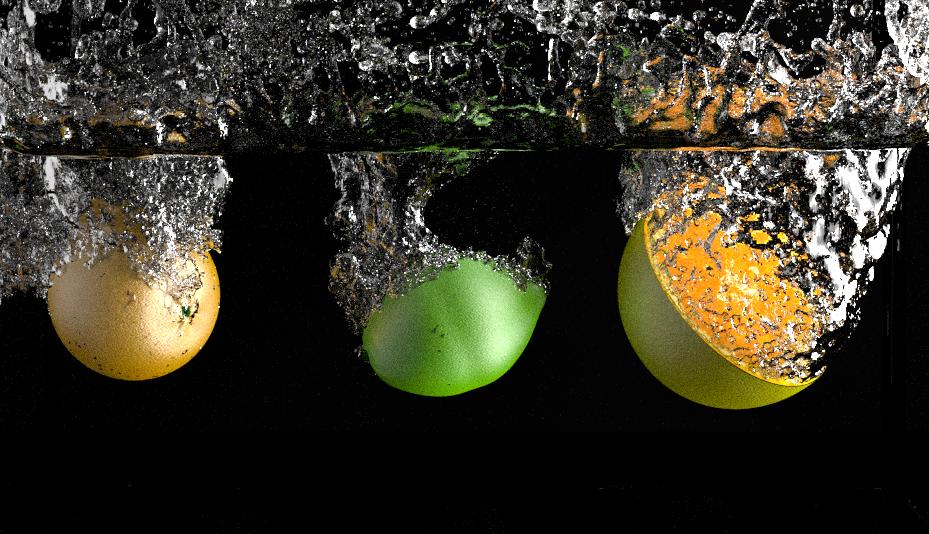 Citrus Splash by Blanco111