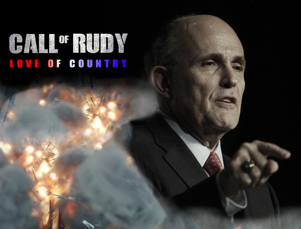 Call of Rudy by Blanco111