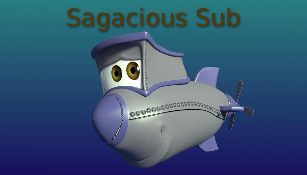 Sagacious Sub by Blanco111