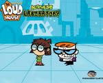 Dexter, and Lisa Loud