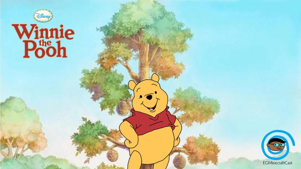 Winnie The Pooh Wallpaper By Egminecraftcastinc On Deviantart