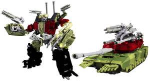 [Digibash] Studio Series Armada Demolishor
