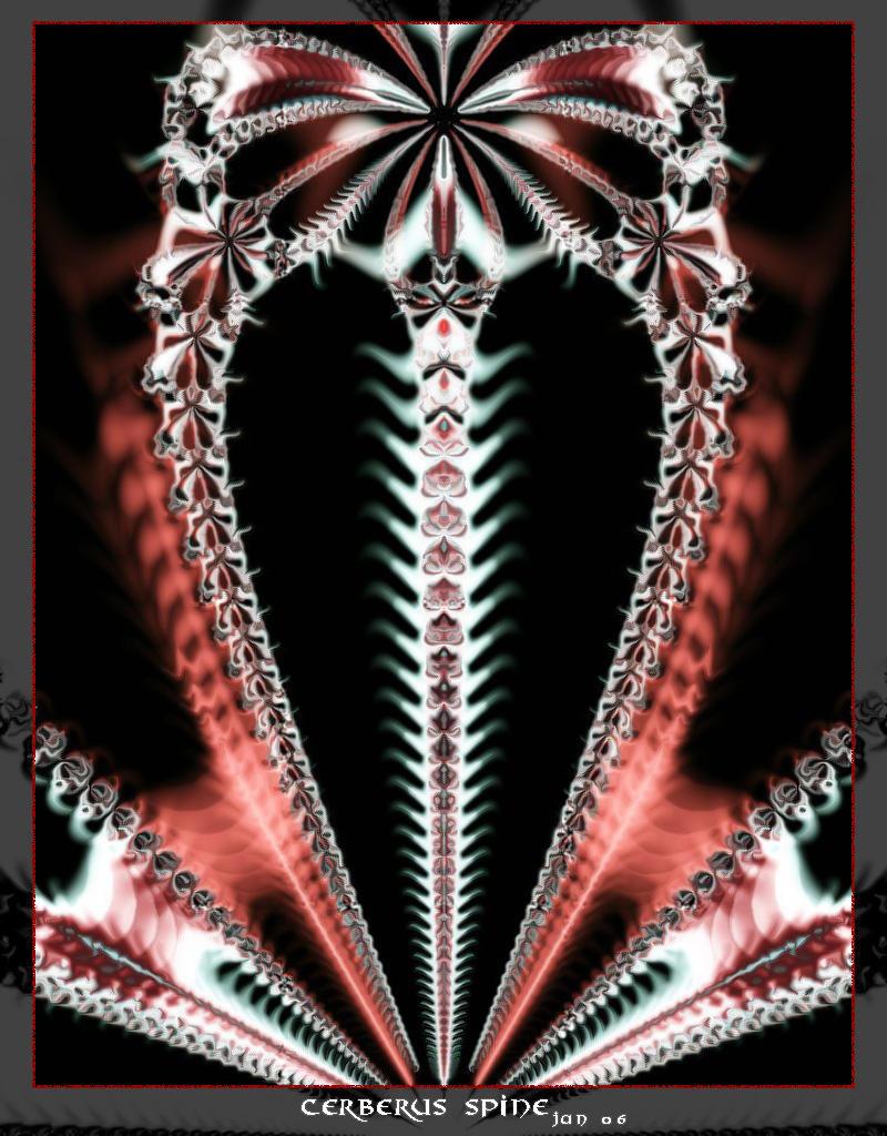 Cerberus Spine by Slitwalker