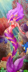 Mermaid Joy by iMandarr