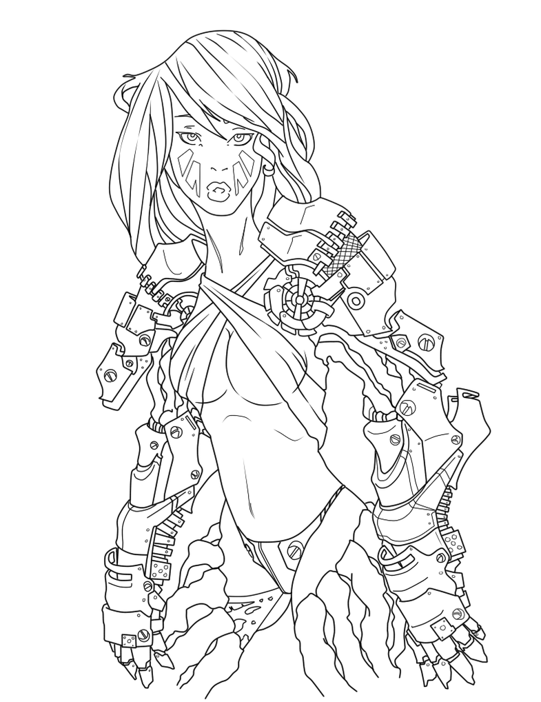 Gangsta Art Coloring Pages Gangster Coloring Pages