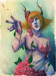 Woman of Plants
