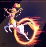 Character design challenge Centaur