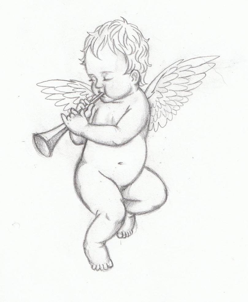 baby angel by tyke220 on deviantart