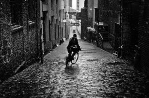 Post Alley in Winter by primatage