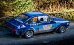Ford Escort Mk2 - Dyfnant