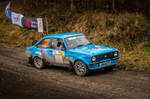 Ford Escort MkII at Dyfnant - 2 by WW-Photography