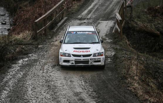 Mitsubishi Evolution - 5