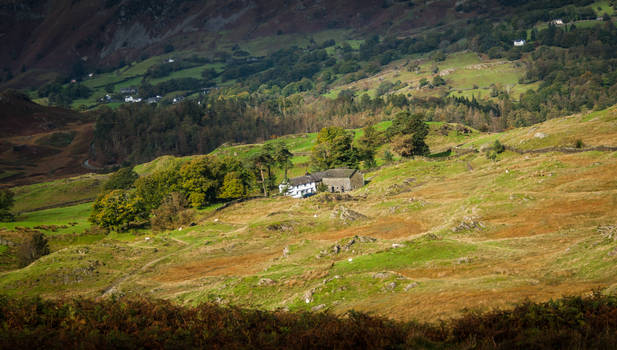 Solitary Farmhouse