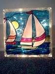 Sailboat Block - Lit by Chibi-Hoshi