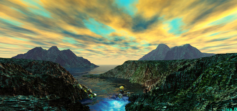 Canyon. by isider