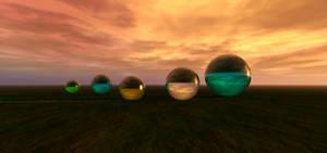 Audra's spheres!