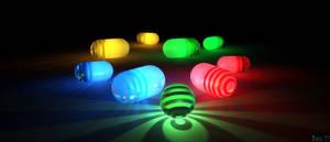 Glowing Capsules for Joe