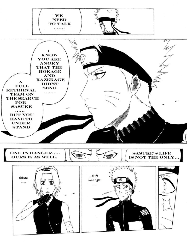 Naruto Gets Bleached! : Chapter 2  (pg. 2) by NateParedes44