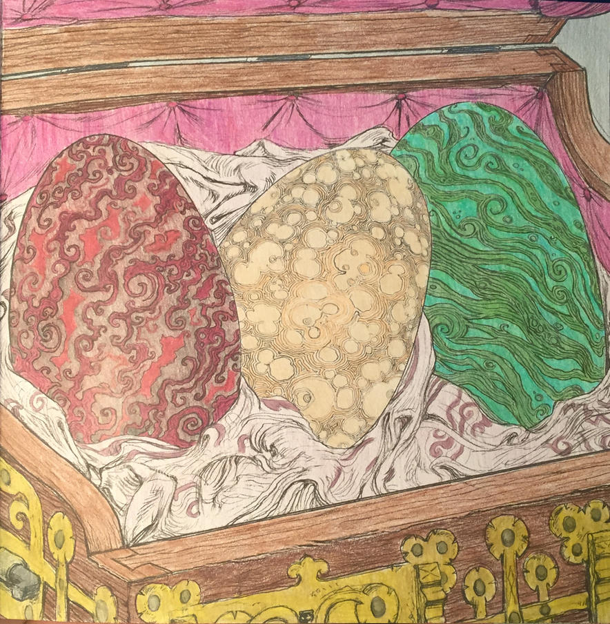 game of thrones coloring book dragon eggs by rickgrimes923 - Game Of Thrones Coloring Book