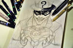 WIP - The Riddler