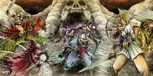 Battle of Grayskull