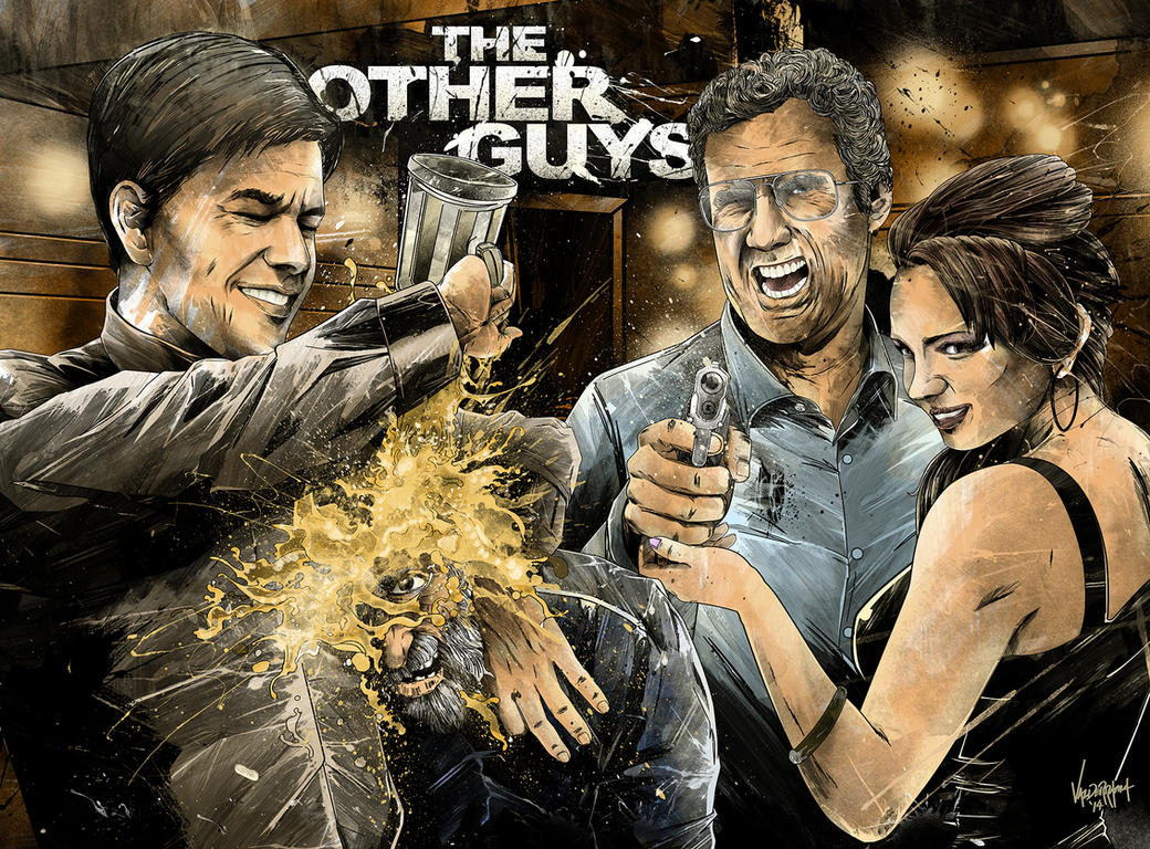 The Other Guys by thefreshdoodle