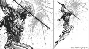 WIP - Raiden, Metal Gear Solid
