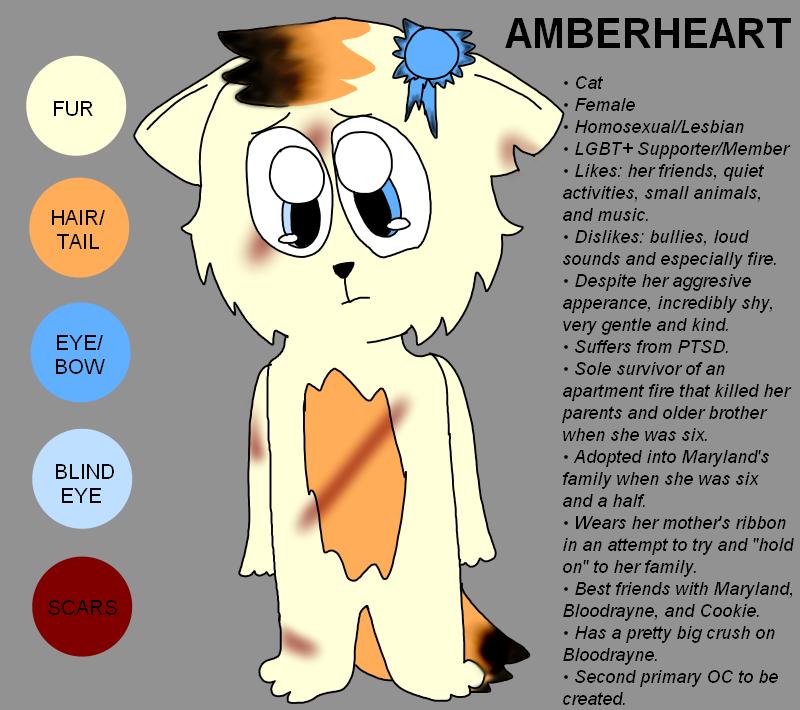 amberheart!! (ref) by SappiPapi