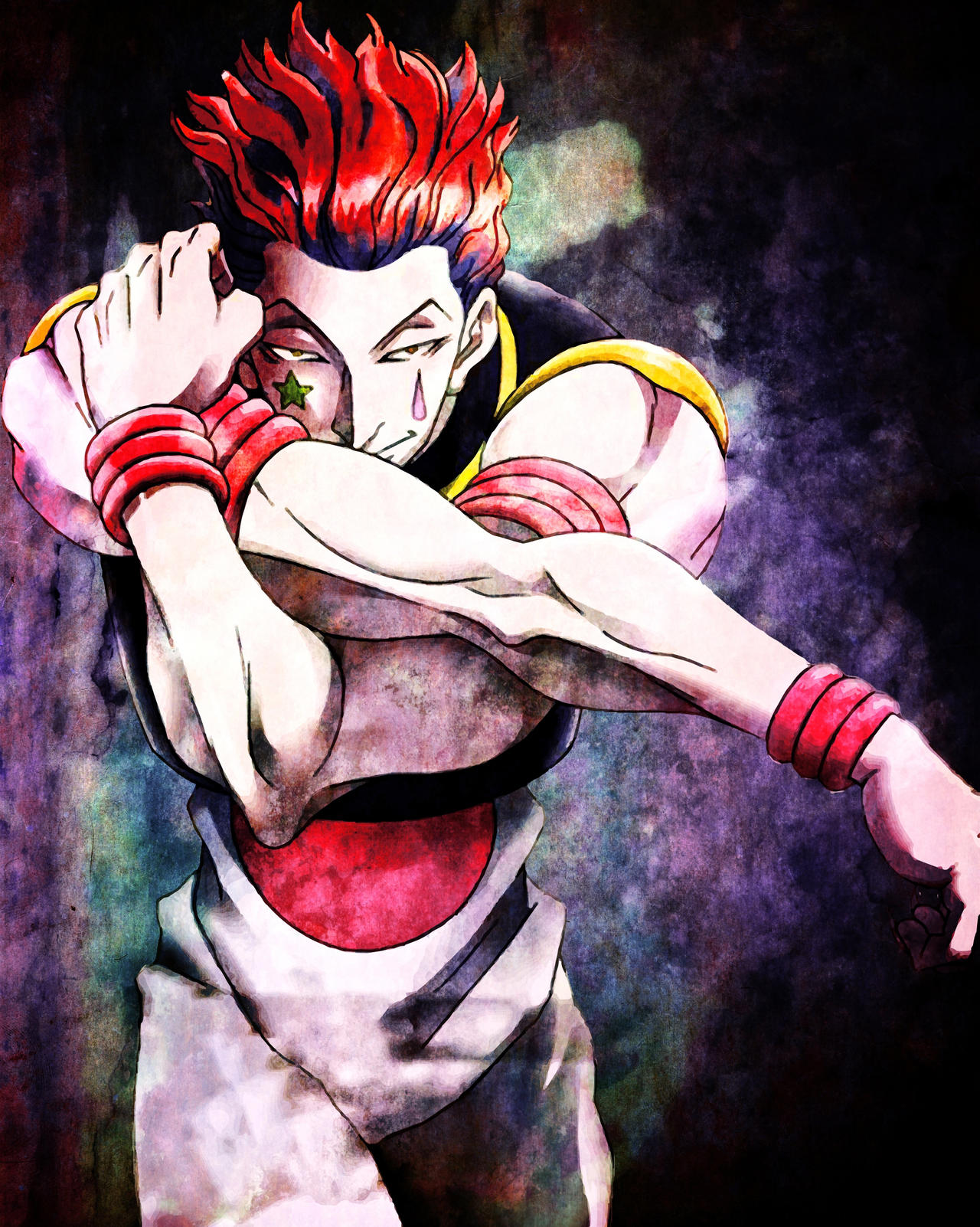 hisoka hunter x - photo #25