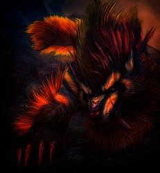 Monster hunter (midogaron) by Acetaris