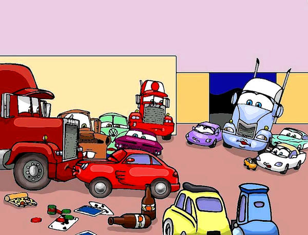 Keep On Truckin', Ch. 11 by Nevuela