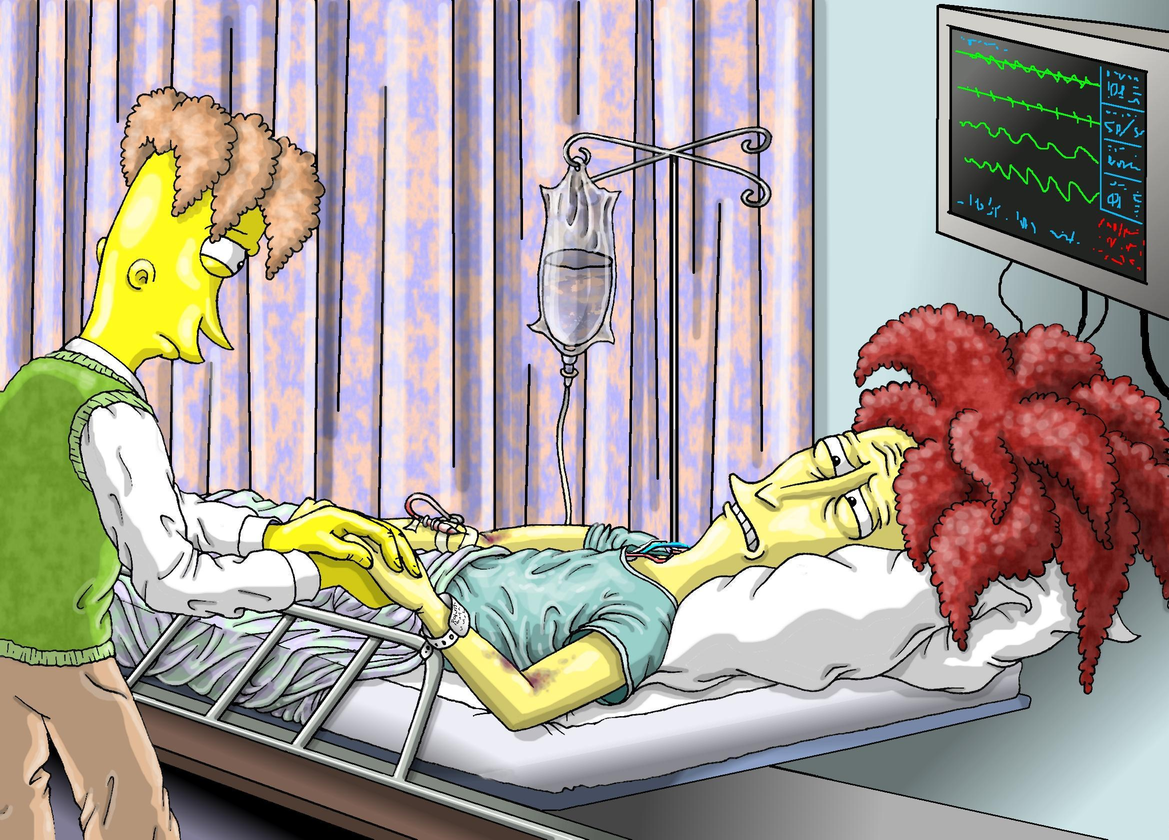 Sickbed Bob by Nevuela