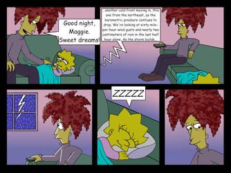 'Babysitter Bob' comic, pg. 29 by Nevuela