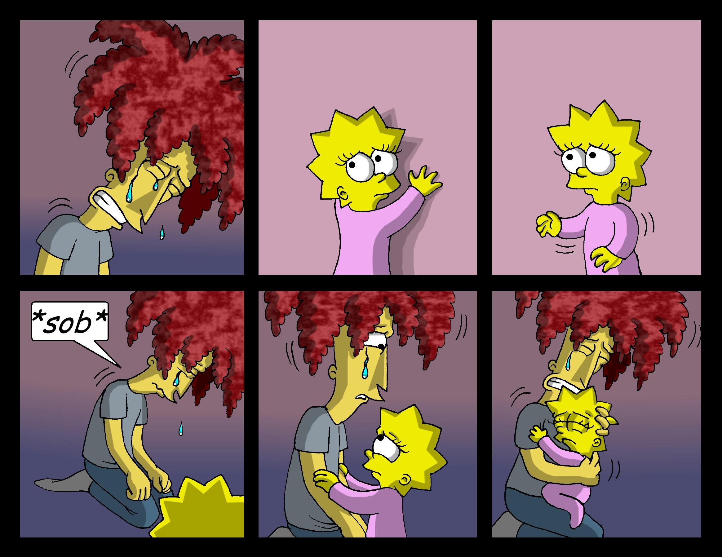 'Babysitter Bob' comic, pg. 36 by Nevuela