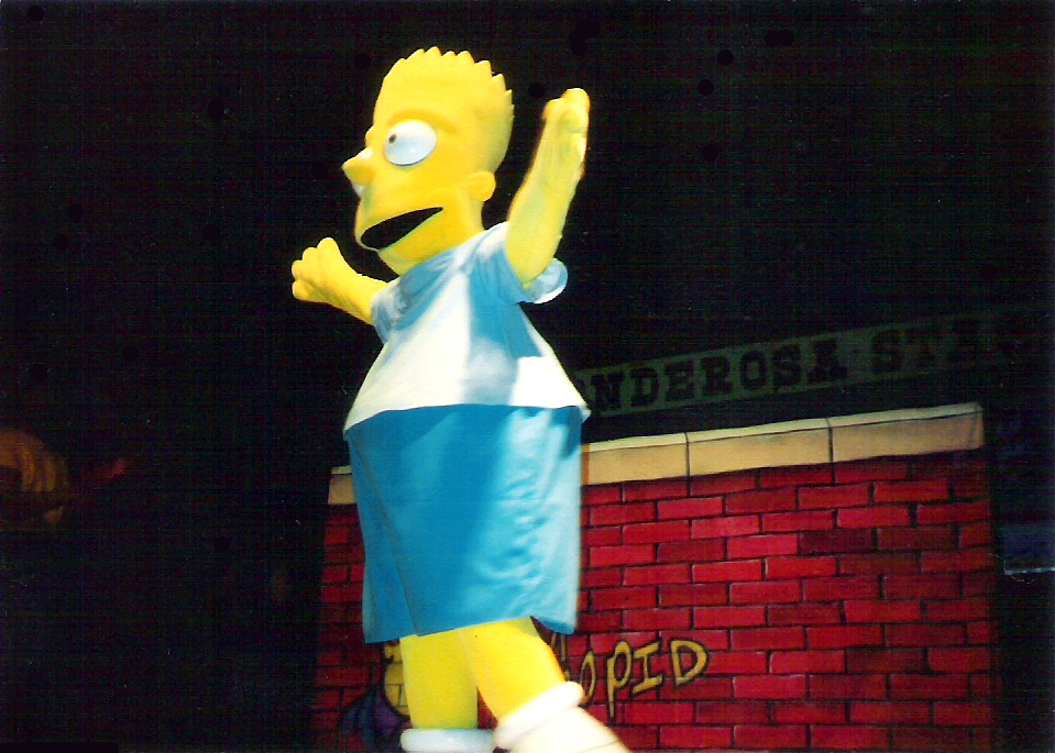 early Simpsons fan photo 2 by Nevuela