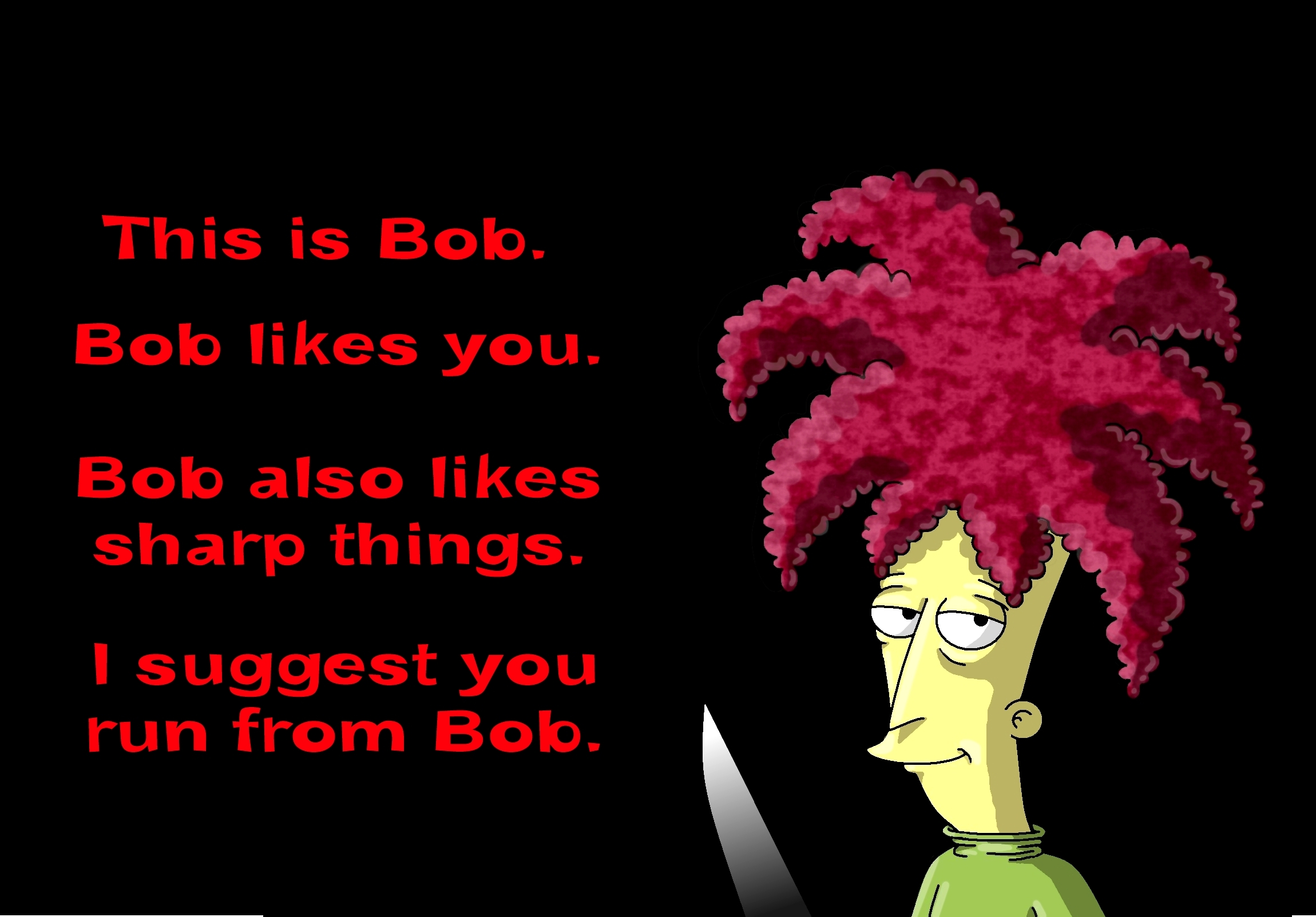This is Bob. by Nevuela
