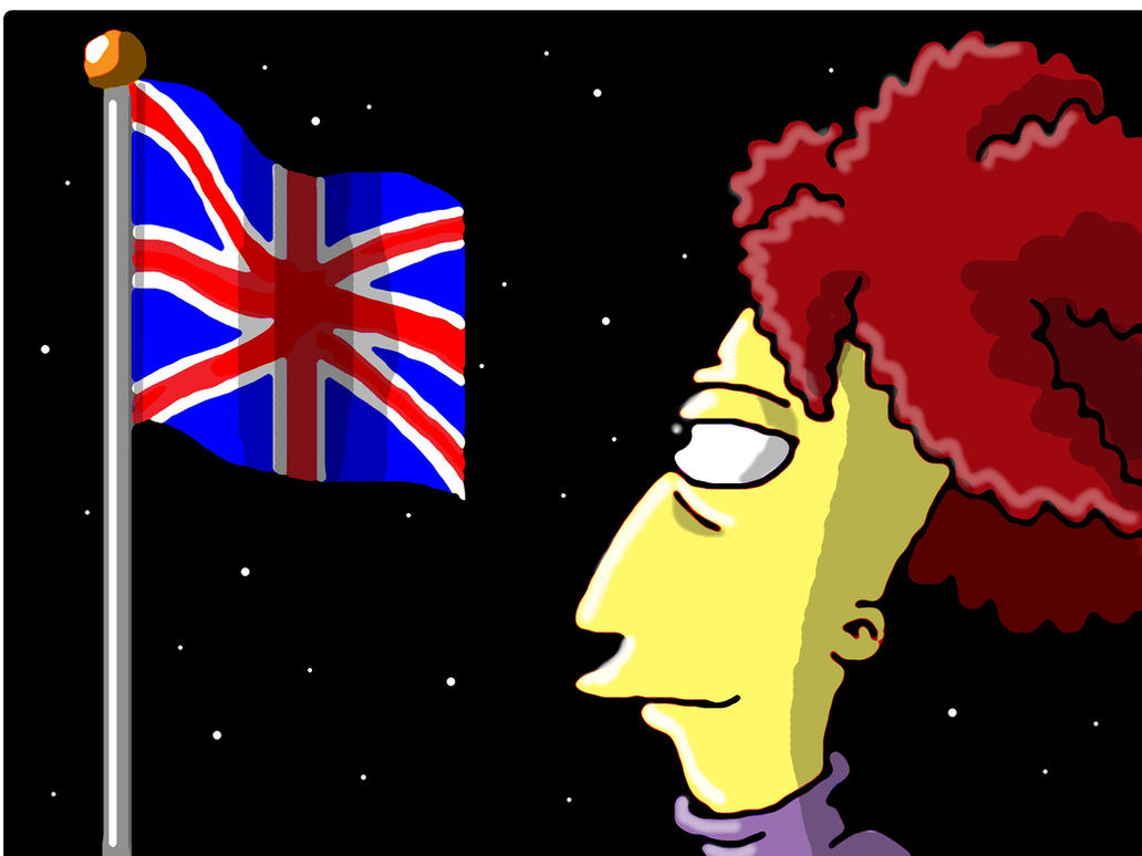 Hail Britannia by Nevuela