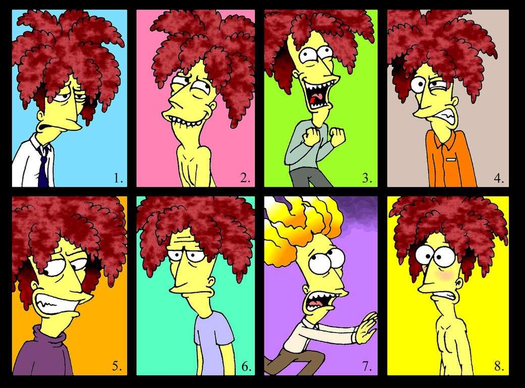 The Many Moods of Bob by Nevuela on DeviantArt