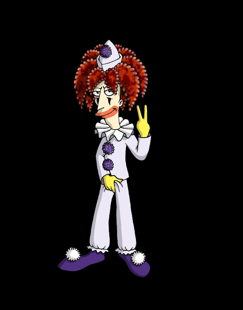 Naughty Clown by Nevuela