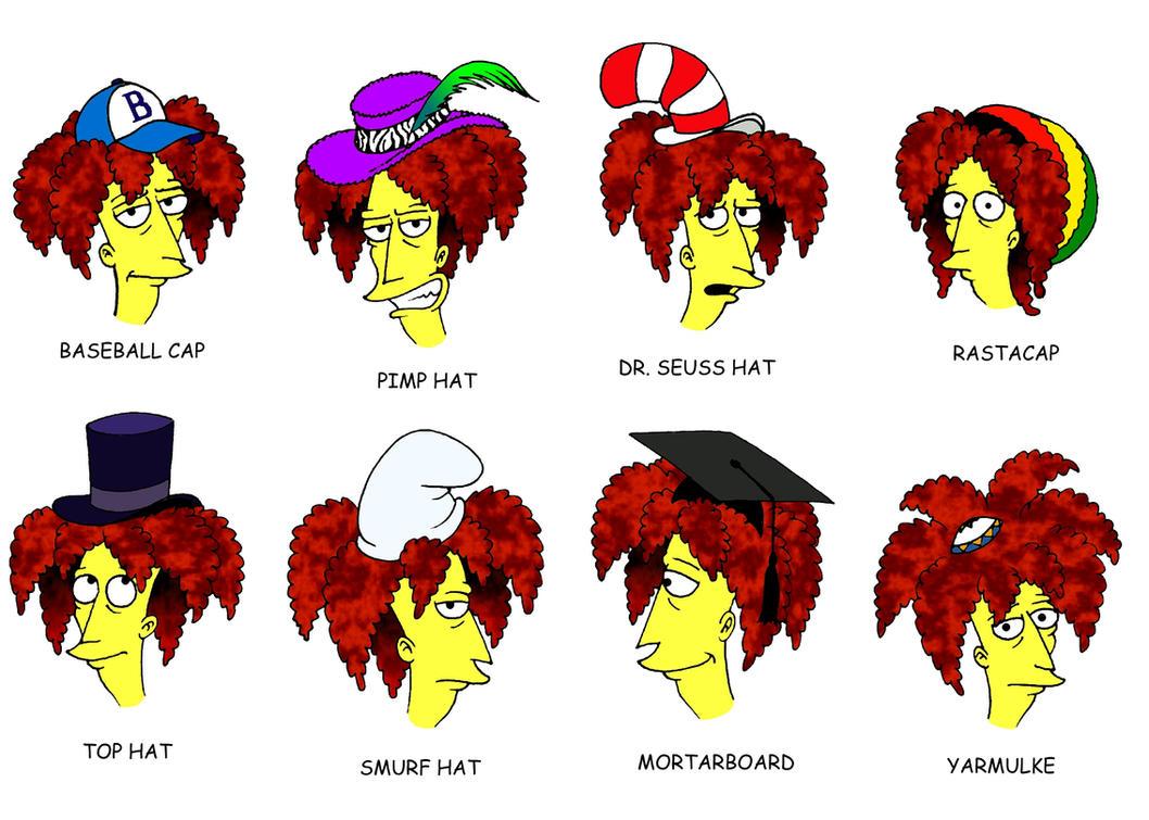 Bob's Hats by Nevuela