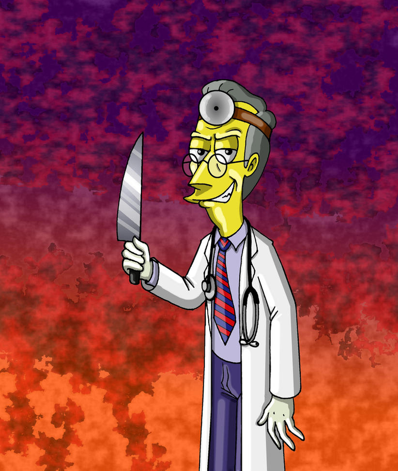Trust Me, I'm a Doctor by Nevuela