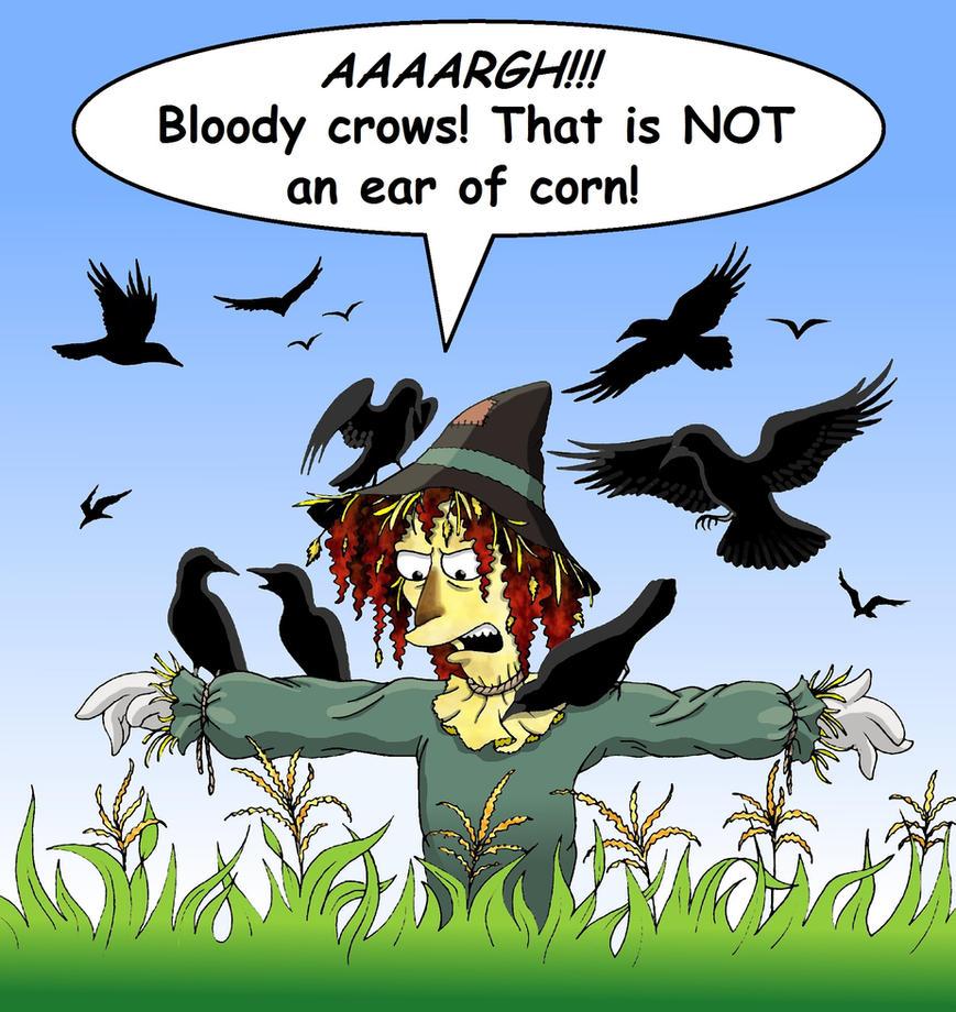 Scarecrow Bob by Nevuela