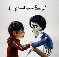 I'm Proud We're Family! by Nevuela