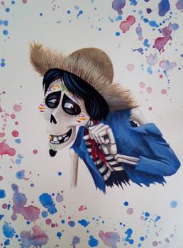 Hector Rivera Portrait #13