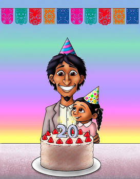 Hector's 20th Birthday